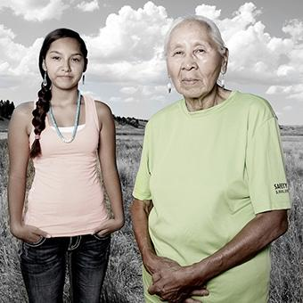 Photo by Matika Wilbur