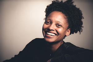 Tracy K. Smith PHOTO CREDIT Rachel Eliza Griffiths
