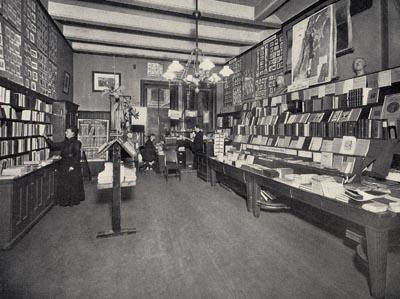Bookroom at Old 25 Beacon Street