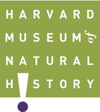 Harvard Museum of Natural History Logo