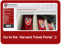 Starwood Hotels | Harvard Travel Services