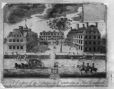 Image of Harvard 1740