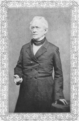 Edward Everett portait