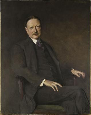 George Foot Moore portrait