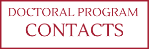 Doctoral Program Contacts