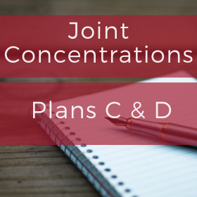 Joint Concentrations, Plans C and D