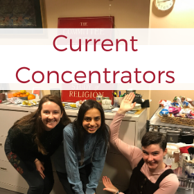 Current Concentrators, Study of Religion