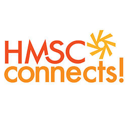 Text: HMSC Connects
