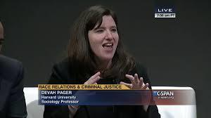 Devah Pager on C-Span