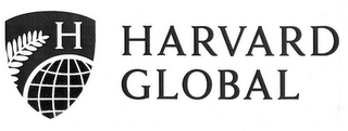 H Harvard Global (shield design)