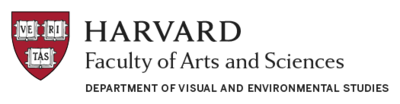 Harvard Faculty of Arts and Sciences, Department of Visual and Environmental Studies