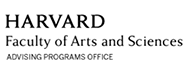 Harvard University Faculty of Arts and Science, Advising Programs Office