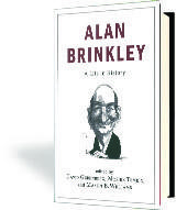 Alan Brinkley A Life in History Cover
