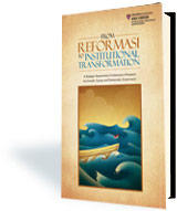 From Reformasi to Institutional Transformation cover