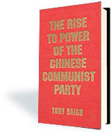 The Rise to Power of the Chinese Communist Party cover