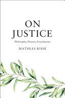 Cover of On Justice