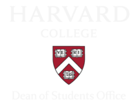 Harvard College Dean of Students Office logo