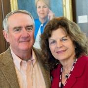Albert and Karen Budney, MDiv '91, made a major gift to support the Religions and the Practice of Peace Initiative at HDS.