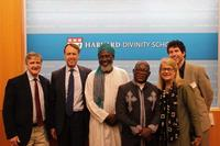 Pastor James and Imam Ashafa share their peacebuilding experience in Nigeria.