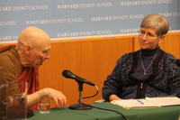 Ven Bhikkhu Bodhi and Dr. Julie Nelson engage on the topic of climate change.