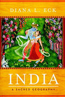 Book cover for India: A Sacred Geography