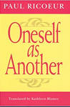 Oneself as Another book cover