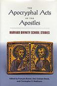 The Apocryphal Acts of the Apostles: Harvard Divinity School Studies