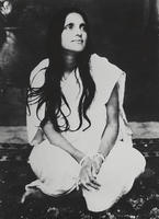 Photograph of Indian spiritual leader, Anandamayi (bMS 556/11)