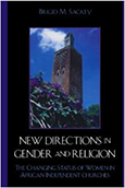 New Directions in Gender and Religion by Brigid Sackey