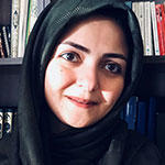 Zahra Moballegh, 2018–19 WSRP Research Associate