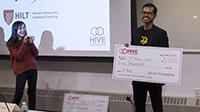 HIVE Competition, First Prize Winner