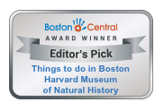 Boston Central Award Winner