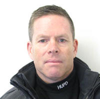 Photo of Detective Brian Spellman
