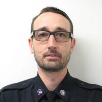 Photo of Detective Robert Surette