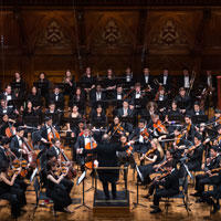 Harvard-Radcliffe Orchestra with Federico Cortese, Music Director.