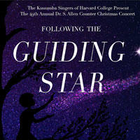 49th Annual Dr. S. Allen Counter Christmas Concert: Following the Guiding Star