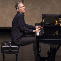 Photo of Brad Mehldau from presenter Global Arts Live