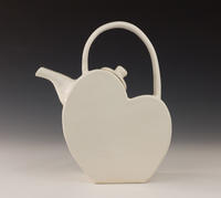 Teapot by Maxine Peck.