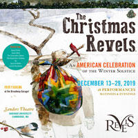 The Christmas Revels: An American Celebration of the Winter Solstice 2019
