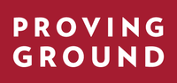 proving ground logo