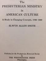 Elwyn Allen Smith book title page