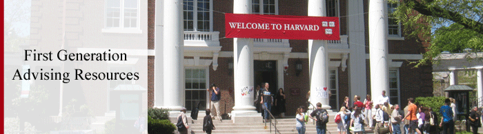 welcome to harvard banner