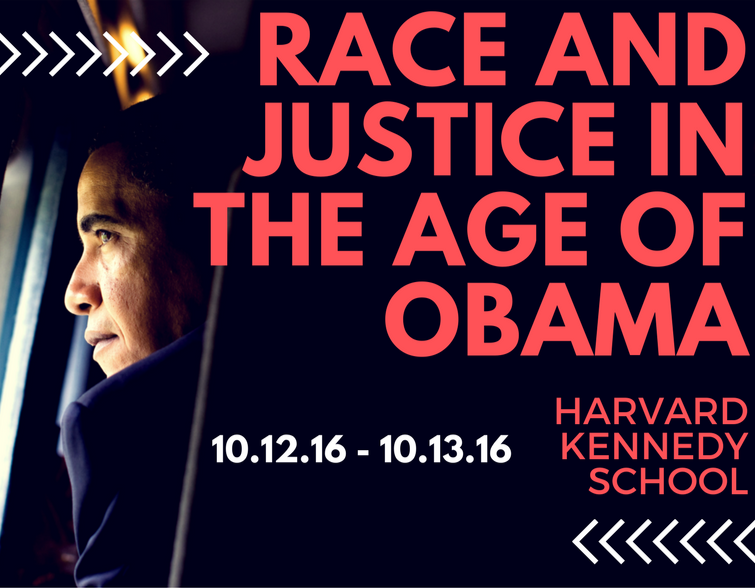 Race and Justice in the Age of Obama