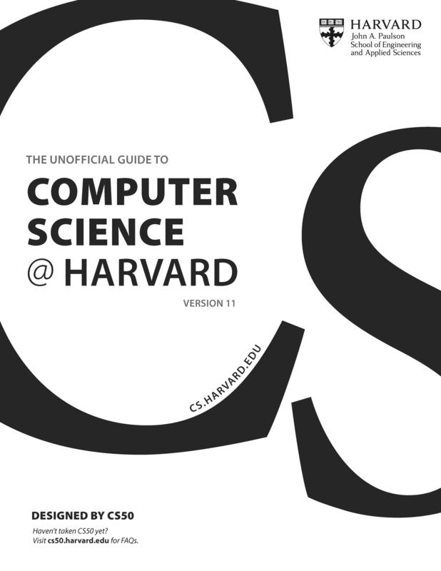 Computer Science Guide 2015-2016