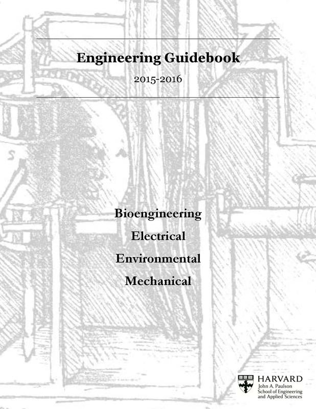 Engineering Guide Booklet, 2015-2016