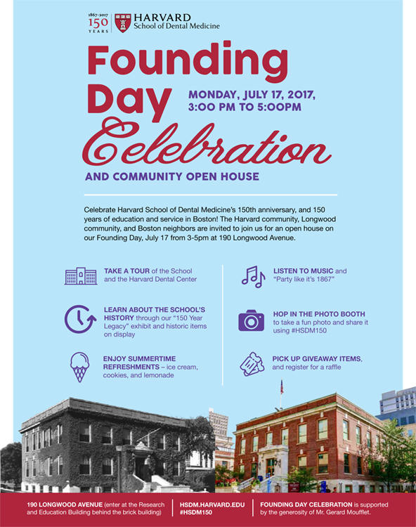 Founding Day Flyer