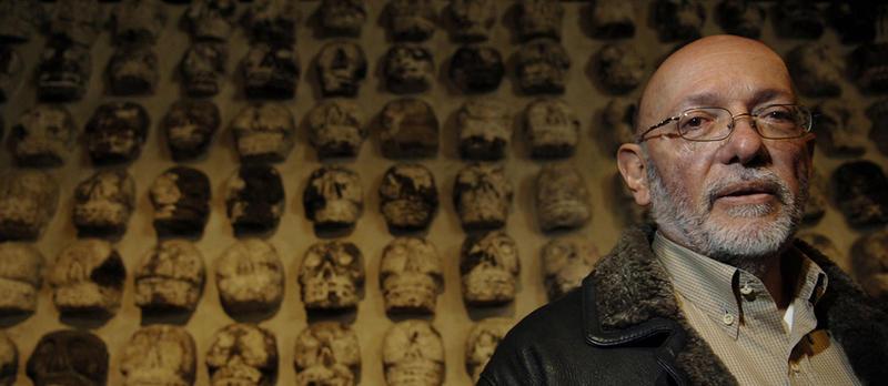 The Eduardo Matos Moctezuma Lecture Series David Rockefeller Center