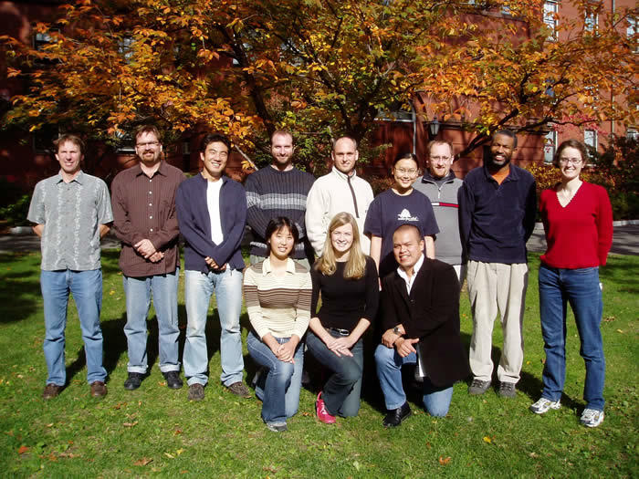 Edwards Lab Fall 2005