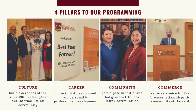 4 pillars to our programming