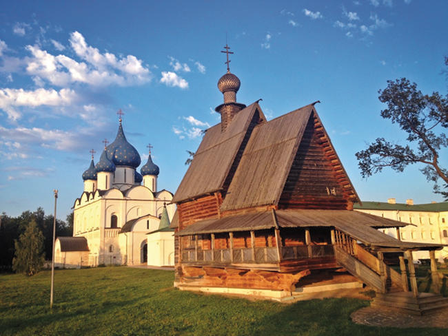 Photo of Suzdal churches